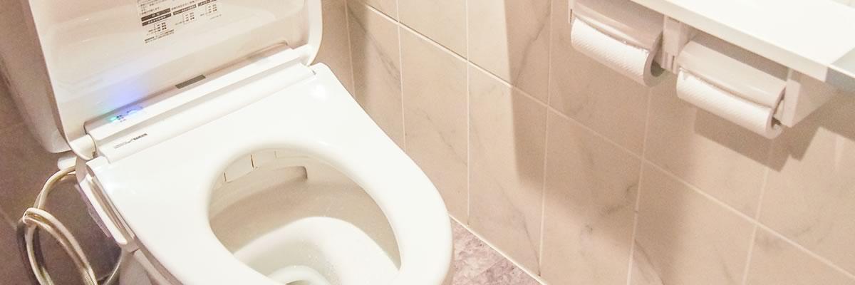 トイレの水漏れトラブルなどに対応する新電力も